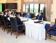 اسلام آباد، وزیراعظم عمران خان ہیلتھ کارڈز سے متعلق اجلاس کی صدارت ..