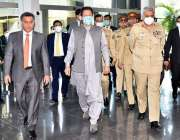 اسلام آباد، وزیراعظم عمران خان وفاقی وزراء، وزیراعلی بلوچستان، خیبرپختونخوا ..