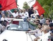 اسلام آباد، پاکستان پیپلز پارٹی کے سیکرٹری جنرل نیئر حسین بخاری مہنگائی ..