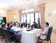 اسلام آباد، وزیراعظم عمران خان نیشنل ہائی وے اتھارٹی پراجیکٹس سے متعلق ..