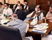 پشاور، وزیراعلی خیبرپختونخوا محمود خان سیاحتی سیکٹر میں پراجیکٹس ..