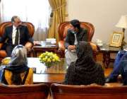 کوئٹہ، گورنر امان اللہ خان یسین زئی صوبے کے میڈیکل سیٹوں پر منتخب ہونے ..