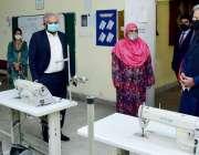 اسلام آباد، وفاقی وزیر تعلیم شفقت محمود پولی ٹیکنیک انسٹی ٹیوٹ برائے ..