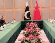 چینگ ڈو، وزیر خارجہ شاہ محمود قریشی اپنے چینی ہم منصب وینگ یی سے ملاقات ..