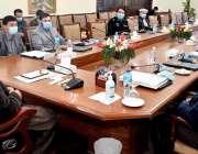 پشاور، وزیراعلی خیبرپختونخوا محمود خان مالاکنڈ ڈویژن میں سنٹرل جیل ..