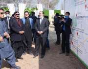اسلام آباد، وزیراعظم عمران خان کو میاواکی جنگلات کیلئے منتخب کردہ ..