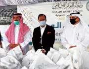 اسلام آباد، رابطہ عالم الاسلامی کے زیر اہتمام منعقدہ تقریب میں سعودی ..