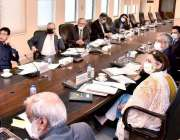 اسلام آباد، وزیر خزانہ شوکت ترین پاکستان انٹرنیشنل ای پیمنٹ گیٹ وے ..