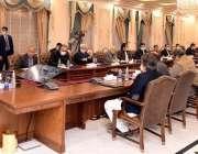 اسلام آباد، وزیراعظم عمران خان پرائس کنٹرول کمیٹی کے اجلاس کی صدارت ..