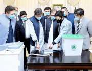 اسلام آباد، وزیراعظم عمران خان وزارت سائنس اینڈ ٹیکنالوجی کی تیار ..