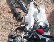 ہرنائی میں سیکورٹی فورسز کی کارروائی میں ہلاک ہونے والے دہشت گردوں ..
