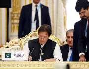 دوشنبے، وزیراعظم عمران خان شنگھائی تعاون تنظیم اجلاس کے مشترکہ اعلامیے ..
