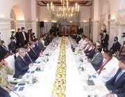 کولمبو، وزیراعظم عمران خان اور سری لنکن ہم منصب مہنداراجاپاکسےسے وفد ..