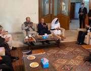 اسلام آباد، وزیراعلی بلوچستان جام کمال خان، پاکستان پیپلز پارٹی کے ..
