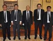 اسلام آباد، چیف جسٹس آف پاکستان جسٹس گلزار احمد کا بلوچستان بار کونسل ..