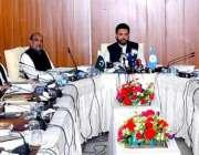 اسلام آباد، وزیر مملکت برائے اطلاعات فرخ حبیب اسلامی نظریاتی کونسل ..