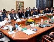 پشاور، وزیراعلی خیبرپختونخوا محمود خان جنوبی اضلاع میں ترقیاتی منصوبوں ..