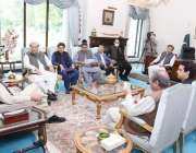 اسلام آباد، وزیراعظم عمران خان عیدمیلاد النبی کی تیاریوں کے حوالے ..