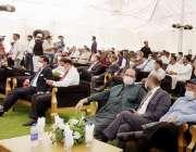 لاہور، صوبائی وزیر صحت ڈاکٹر یاسمین راشد گورنر ہاؤس میں ہیپا ٹائٹس ..