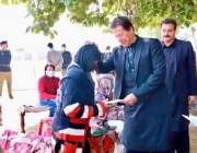 کلر سیداں، وزیراعظم عمران خان کلرسیداں میں احساس کفالت پروگرام کے ..