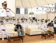 کراچی، پاکستانی فلیٹ کے کمانڈر پی این ایس نصر کے افریقی ممالک کے کامیاب ..