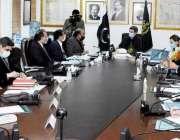 اسلام آباد، وفاقی وزیر قانون بیرسٹر فروغ نسیم قوانین میں اصلاحات سے ..