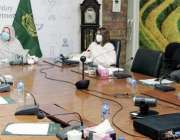 لاہور، صوبائی وزیر صحت ڈاکٹر یاسمین راشد سکول نیوٹریشن پروگرام کے ..
