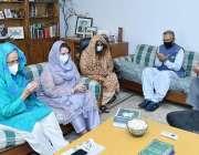 اسلام آباد، صدر مملکت ڈاکٹر عارف علوی انٹاریو کینیڈا میں دہشتگرد حملے ..