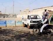 کراچی، گلبائی چورنگی سے ہاکس بے روڈ کو سندھ حکومت کی جانب سے ترقیاتی ..
