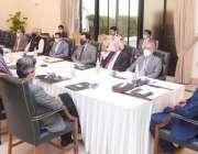 اسلام آباد، وزیراعظم عمران خان کھانے کی اشیاء پر سبسڈی دینے سے متعلق ..