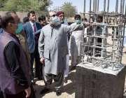 تربت، وزیراعلی بلوچستان جام کمال خان ٹیچنگ ہسپتال میں آپریشن تھیٹر ..
