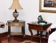 اسلام آباد، سپیکر قومی اسمبلی اسد قیصر سے وزیراعلی پنجاب سردار عثمان ..