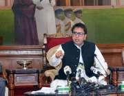 کراچی، وزیراعظم کے خصوصی مشیر ڈاکٹر شہباز شریف پریس کانفرنس سے خطاب ..