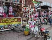 کراچی، کورونا وباء سے بچاؤ کی خاطر شادی تقریبات پر پابندی کے باعث پھولوں ..