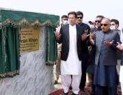 نوشہرہ، وزیراعظم عمران خان ڈسٹرکٹ نوشہرہ میں زیتون کی شجرکاری مہم ..