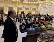 کابل، افغانستان میں پاکستان کے سفیر منصور خان علامہ اقبال اسکالر شپ ..
