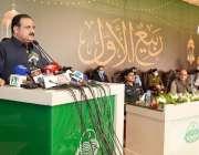 لاہور، وزیراعلی پنجاب سردار عثمان بزدار سینٹرل جیل کوٹ لکھپت میں قیدیوں ..