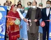کوئٹہ، وزیراعلی بلوچستان جام کمال خان چلڈرن ہسپتال کوئٹہ میں کورونا ..