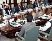 پشاور، وزیراعلی خیبرپختونخوا محمود خان خیبرپختونخوا بورڈ آف انویسٹمنٹ ..