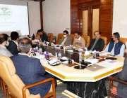 کوئٹہ، وزیراعلی بلوچستان جام کمال خان گوادر ڈویلپمنٹ اتھارٹی کے گورننگ ..