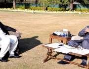 اسلام آباد، وزیراعظم عمران خان سے سپیکر قومی اسمبلی اسد قیصر ملاقات ..