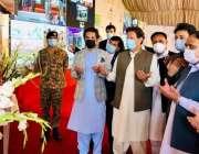 رائیونڈ، وزیراعظم عمران خان پنجاب پیری اربن کم لاگت ہاؤسنگ  سکیم منصوبے ..