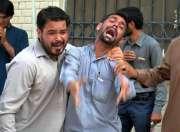 Quetta Blast in Civil Hospital