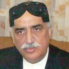 Syed Khursheed Shah