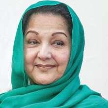 Kulsoom Nawaz died