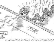 بھارت کی اپنے اندرونی حالات سے توجہ ہٹانے کیلئے پاکستان کیخلاف ہرزہ ..