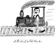 ریلوے کو آگے لے کر جائیں گے، شیخ رشید