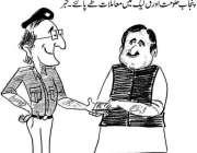 پنجاب حکومت اور ق لیگ میں معاملات طے پا گئے۔ خبر