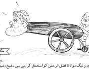 پیپلز پارٹی اور ن لیگ مولانا فضل الرحمن کو استعمال کر رہی ہیں۔ شیخ رشید