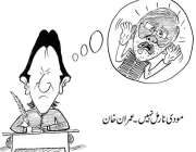 مودی نارمل نہیں۔ عمران خان